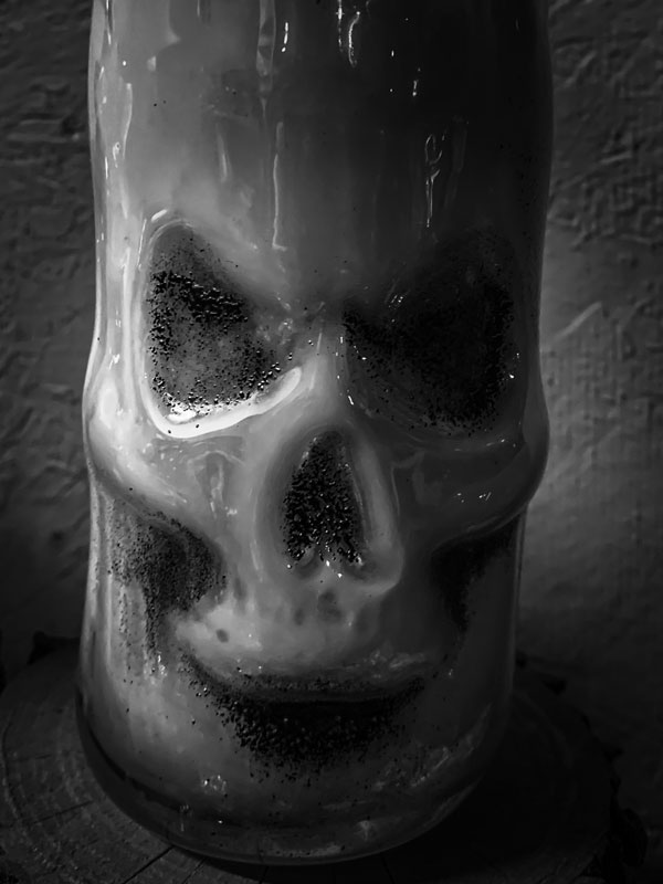 Glass Skeleton