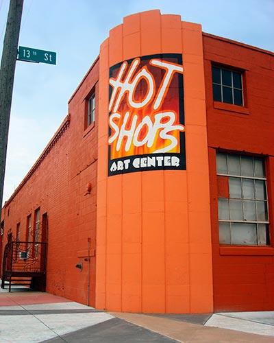 Hot Shops