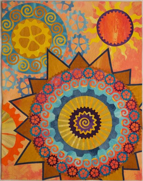 Robbi Eklow quilt