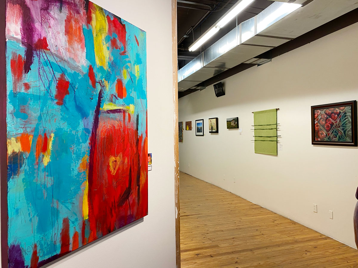 Summer gallery show