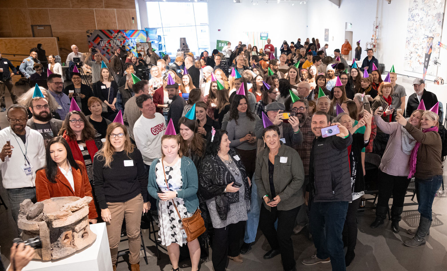 CreativeMornings/Omaha Birthday