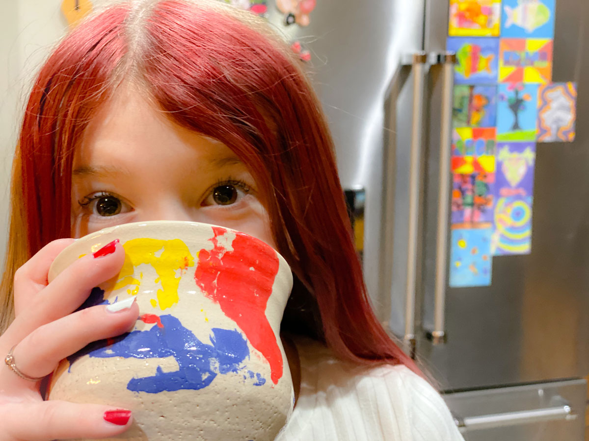 Cup Decorating